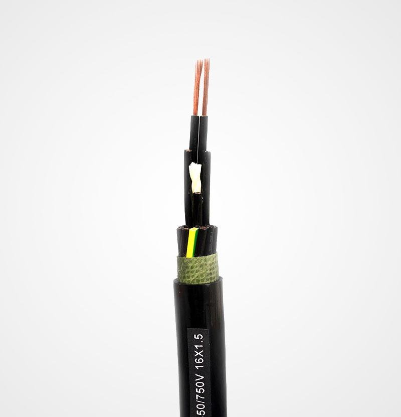 ROHS 2.0环保控制电缆