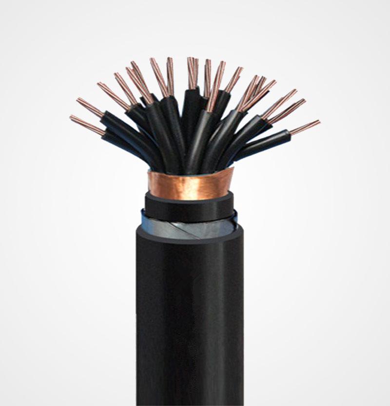低烟无卤聚烯烃绝缘控制电缆
