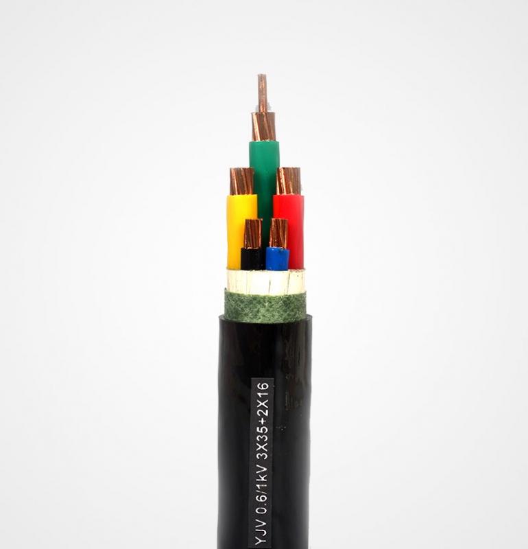 低压0.6-1KV阻燃电力电缆