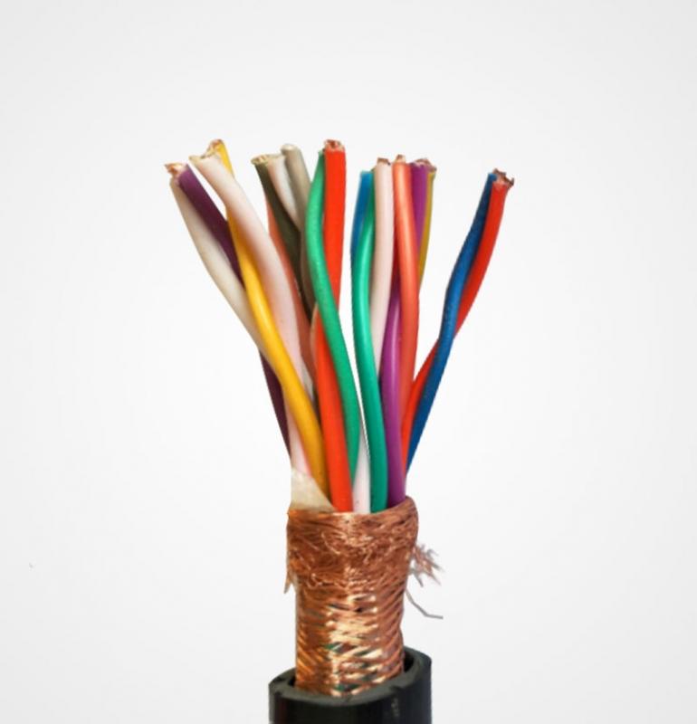 聚氯乙烯绝缘及护套耐火计算机电缆