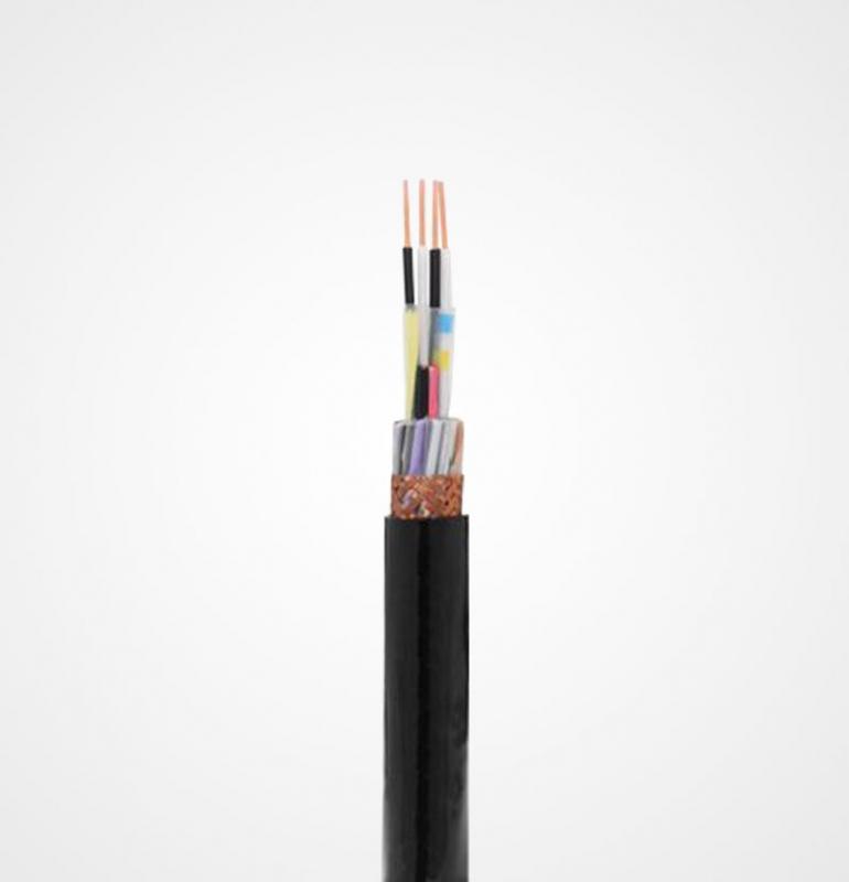 铜带屏蔽双绞线仪表电缆